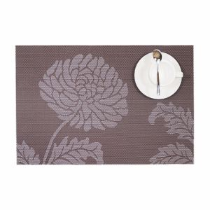 PVC Woven Placemat for Tabletop and Flooring pictures & photos