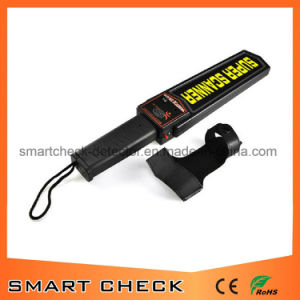 MD3003b1 Super Scanner Hand Held Metal Detector Portable Explosive Detector pictures & photos