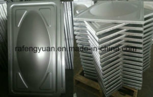 Stainless Steel Panel Water Tank with 1m*0.5m pictures & photos