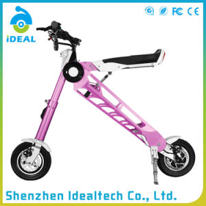 Aluminum Alloy 350W Motor Foldable Electric Scooter pictures & photos