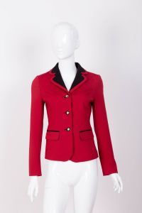 Softshell Horse Riding Jacket for Lady (SMJ80010) pictures & photos