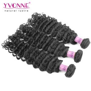 Deep Wave Virgin Remy Hair Extension Brazilian Hair pictures & photos