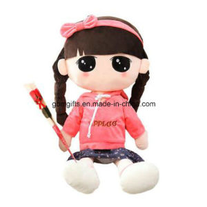 Pretty Birthday Gift Plush Doll pictures & photos
