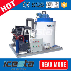Icesta High-Quality 5t Ce Undercounter Ice Maker pictures & photos