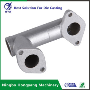Aluminum Die Casting Valve Connector pictures & photos