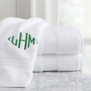 Luxury Super Absorbency White Cotton Towels Hotel Guest Room Towels Set pictures & photos