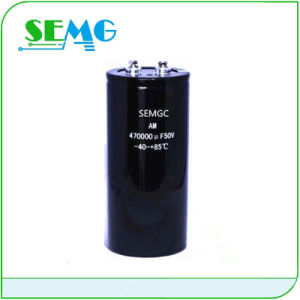 12000UF 350V Aluminum Electrolytic Starting Capacitor Fan Capacitor pictures & photos