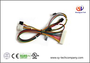 Customized Automotive Wire Harness with 12AWG ~ 36AWG pictures & photos