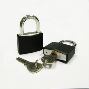 Security Aluminum Pad Lock pictures & photos
