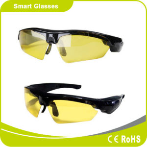 Smart Bluetooth V4.1 Music and Sport Sunglasses with Multi-Color Frame pictures & photos