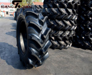 Deep Tread 12.4-24 Paddy Field Tire pictures & photos