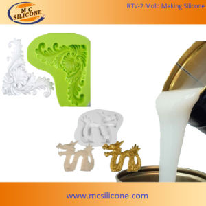 RTV2 Silicone Rubber for Resin, Gypsum, Cement and Wax for Candles (RTV2030) pictures & photos