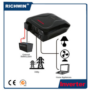 1440W High Frequency Modified Sine Wave off Grid Power Inverter pictures & photos
