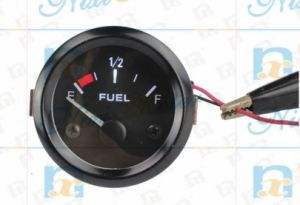 "2"" 52mm E-F Fuel Gauge of Black Background pictures & photos"
