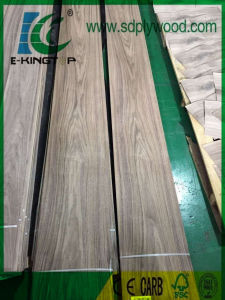 Sliced Cut Black Walnut A Grade Thickness 0.45mm for Boards and Furniture pictures & photos