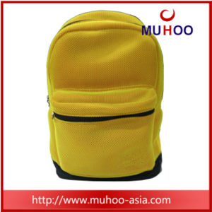 Mesh Leisure Duffle Sports Bag School Bag Backpack for Promotion pictures & photos
