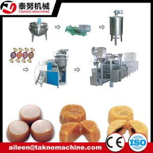 Complete Automatic Toffee Candy Depositing Production Line pictures & photos