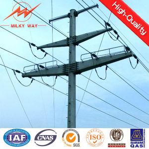 500kv Electric Power Transmission Steel Pole pictures & photos