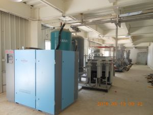 Rotary Air Compressor/7-12bar Air Compressor/Screw Air Compressor pictures & photos