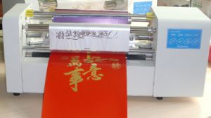 China Supply Advertisement (360C) Digital Hot Foil Stamping Machine pictures & photos
