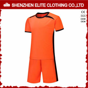 Custom Wholesale Cheap Orange Basketball Jersey (ELTSJI-20) pictures & photos