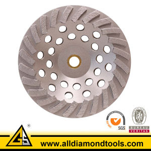 Sintered Diamond Cup Wheel, Grinding Wheel, Diamond Tools pictures & photos