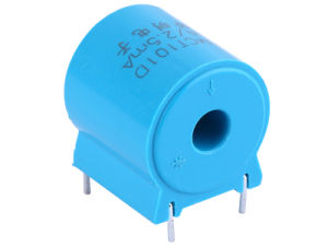 5mm Hole 2000: 1 30A 100ohm 0.2class PCB Mounting Current Transformer pictures & photos