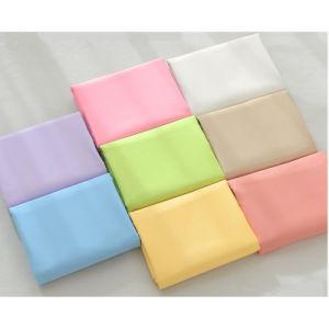 97%Cotton 3%Spandex High Elastane Sirospun Carbon Peach Twill Fabric