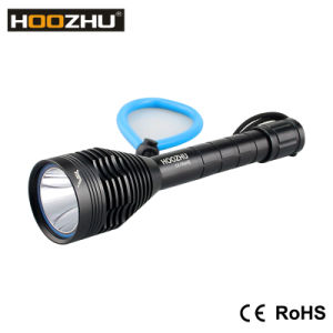 Hoozhu D11 Underwater Light CREE Xml U2 LED Flashlight