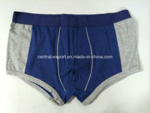 Cotton Spandex Boxer Mens Underwear pictures & photos