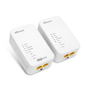 Hyfi Powerline 500 WLAN N300 Starterset, 2, 4GHz