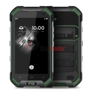 4.7inch 4G Octa-Core Walkie-Talkie Tri-Proof Andorid6.0 Smartphone with Gyroscope Sensor (KV6000) pictures & photos