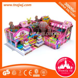 Candy Amusement Park Indoor Playground Equipment and Fun Centers pictures & photos