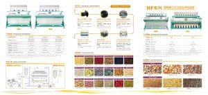Hf7 Grain Color Sorter pictures & photos