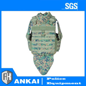 Military Police Full Protection Body Armor pictures & photos