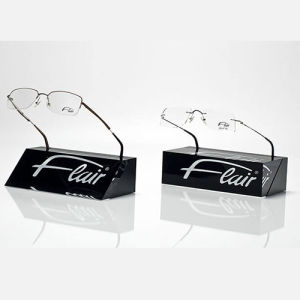 Acrylic Desktop Eyewear Display/Perspex Glasses Stand pictures & photos