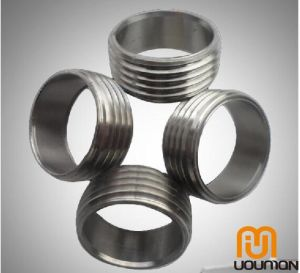 Nut Stainless Steel Nonstandard Fasteners CNC Machined Products Customized Service Factory Direct