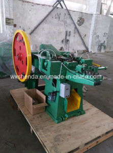 Wide Used High Speed Steel Nail Making Machine pictures & photos