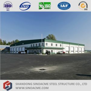 Multifunction Prefabricated Metal Frame Building pictures & photos