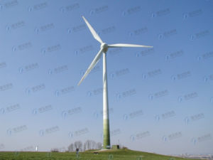 Durable Galvanized Steel Wind Power Tower
