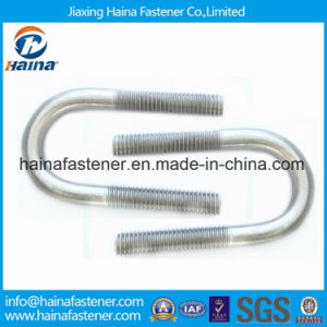 Stainless Steel Ss304 U Bolt pictures & photos