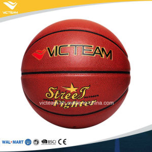 Original Practice PVC Sponge Deflated Basketball pictures & photos