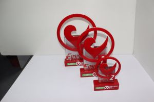 Custom Beautiful Lucite & Acrylic Trophy Award pictures & photos