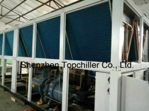 120ton/320kw Air Cooled Screw Chiller with Bitzer Screw Compressor pictures & photos