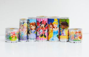Heat Transfer Film for Plastic Toy pictures & photos
