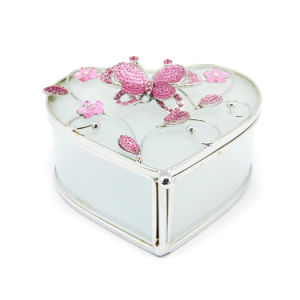 Wholesale Custom Glass Jewelry Boxes China Supplier Hx-6403 pictures & photos