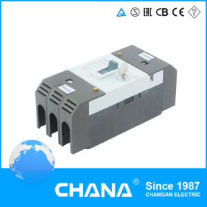 IEC60947-2 Approved 800A Moulded Case Circuit Breaker MCCB pictures & photos