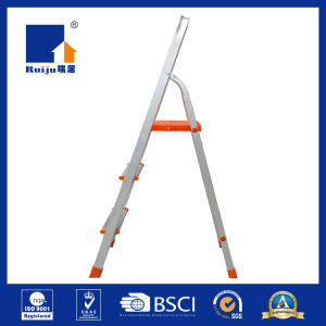 Aluminum Household Ladder K Type pictures & photos