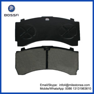 Brake Pads Cast Iron Backing Plate Wva29244 for Volvo pictures & photos