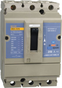 Moulded Case Circuit Breaker (MM1-400L-3300) pictures & photos
